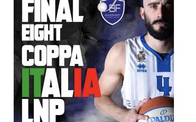 "RISTOPRO FABRIANO ALLA ""FINAL EIGHT COPPA ITALIA LNP SERIE B 2020"""